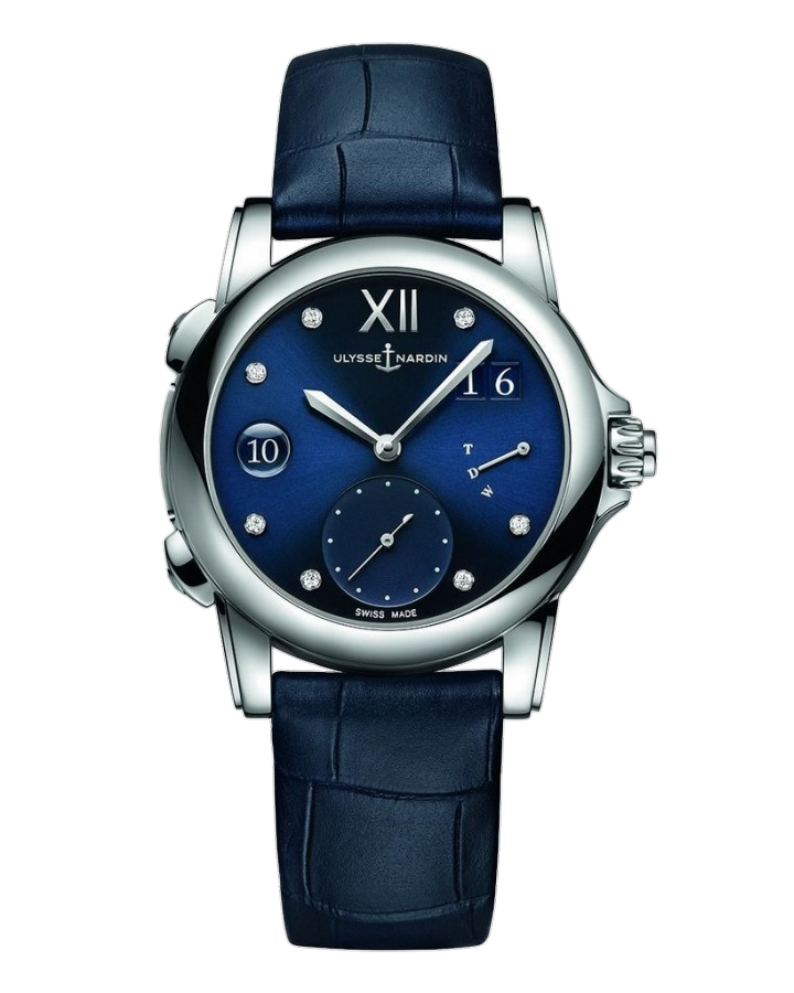 Часы Ulysse Nardin CLASSICAL DUAL TIME LADY MANUFACTURE