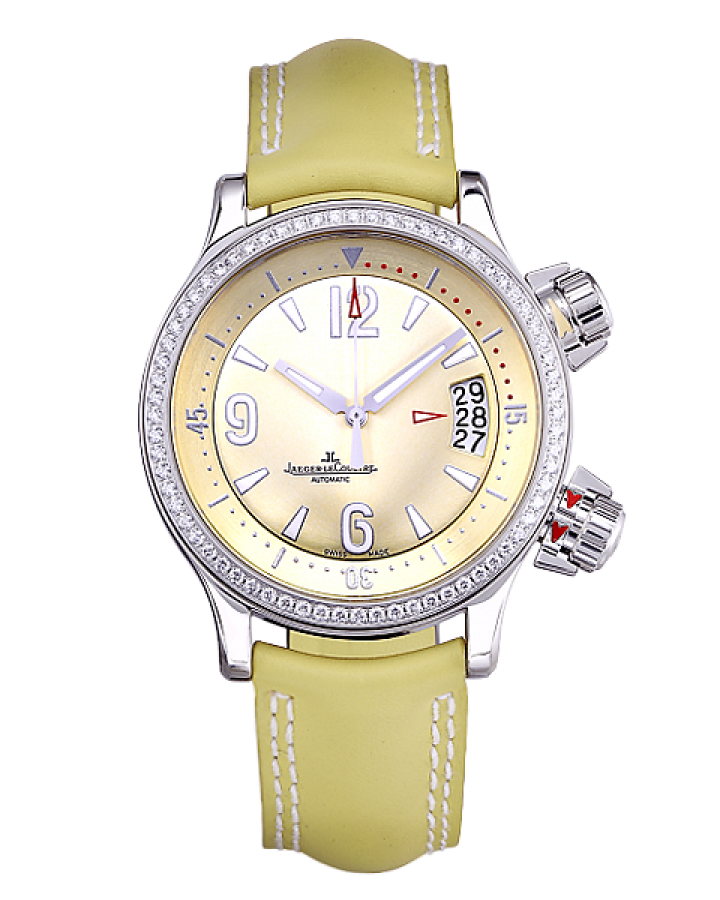 Часы Jaeger LeCoultre Jaeger LeCoultre Master Compressor Automatic Lady Diamonds