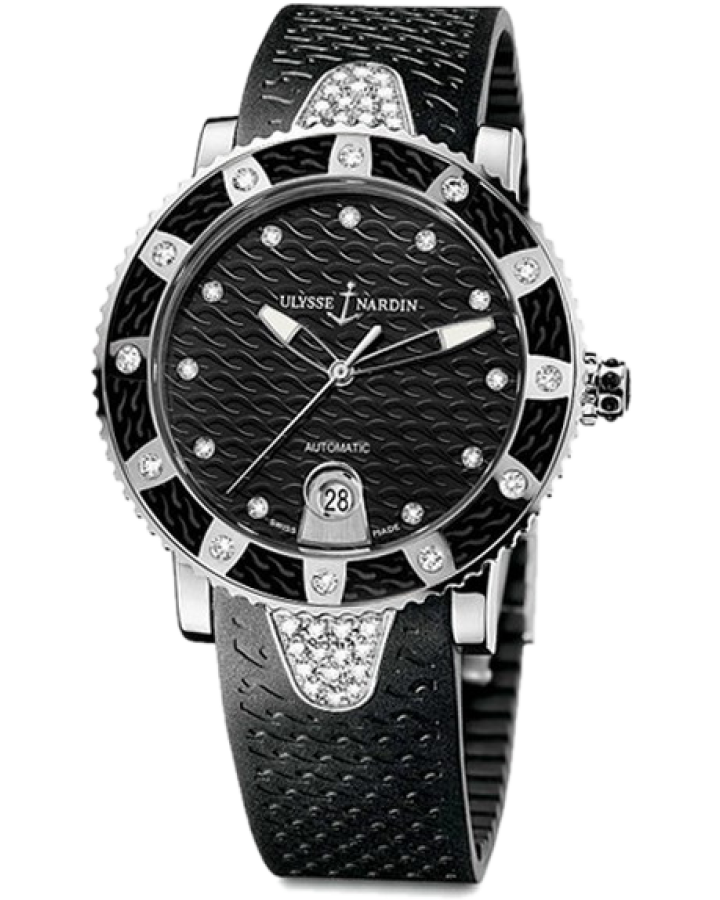 Часы Ulysse Nardin  Marine Collection Lady Diver 8103 101E 3C 12