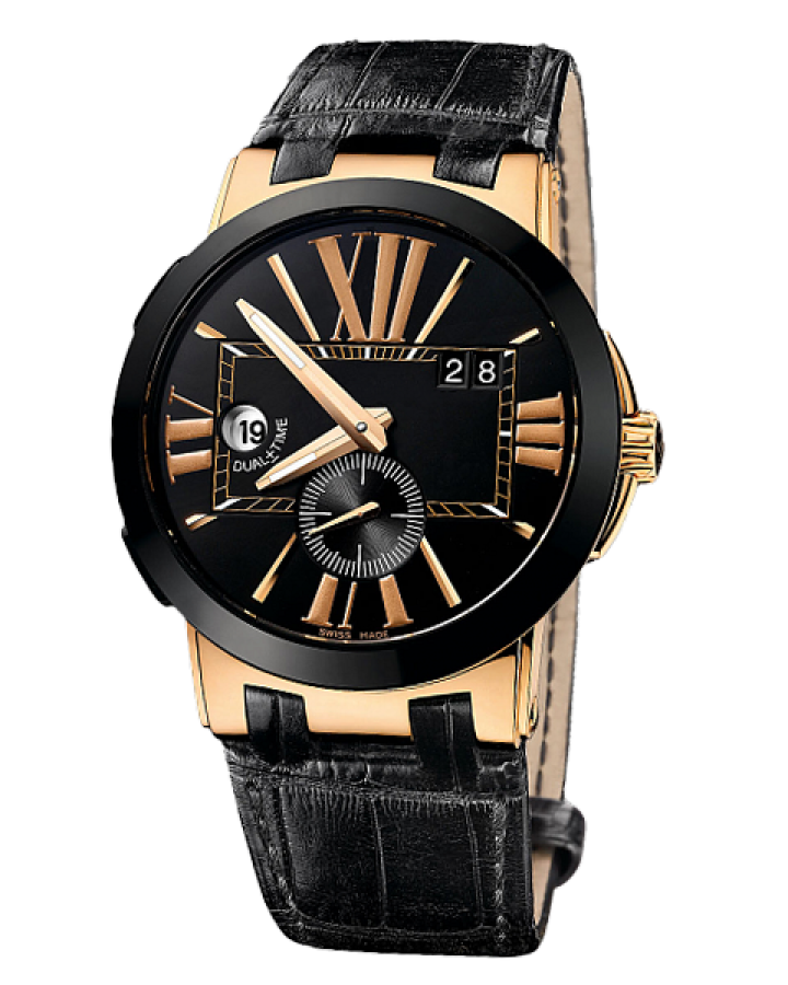 Часы Ulysse Nardin EXECUTIVE DUAL TIME 43 мм 246 00