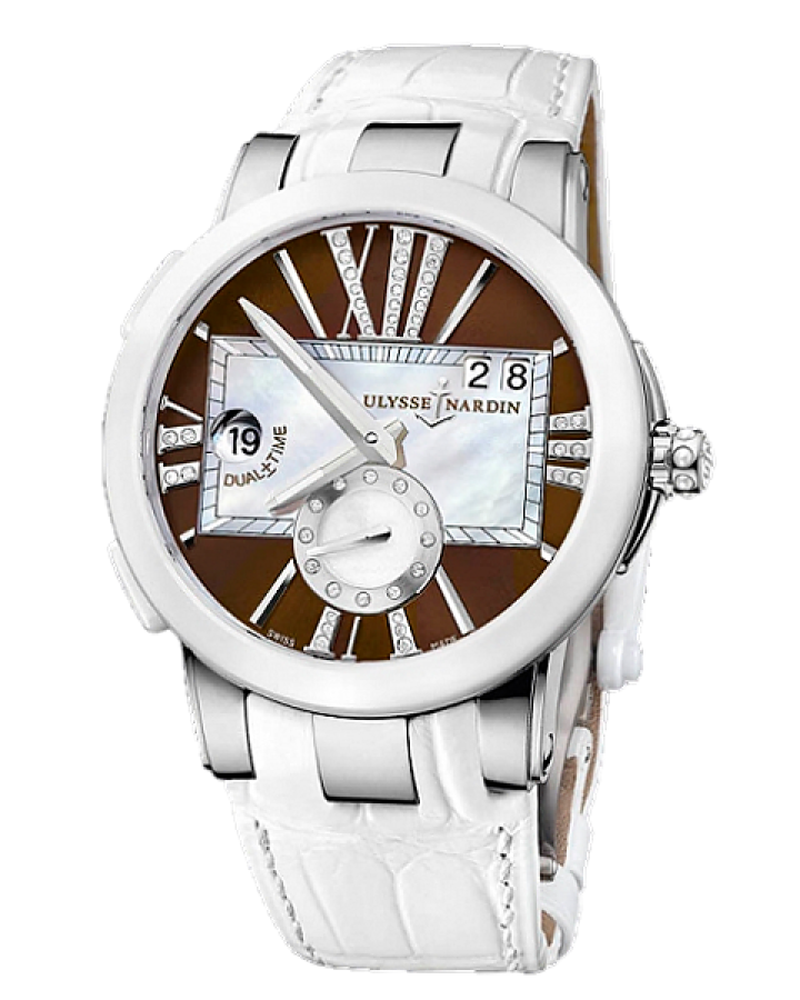 Часы Ulysse Nardin DUAL TIME EXECUTIVE LADY