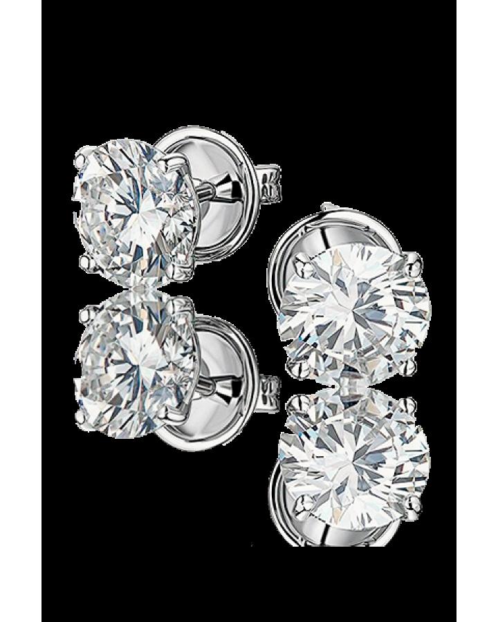 Серьги Graff DIAMOND STUD EARRINGS 1 04 CT G VS1  1 04 CT G VS1