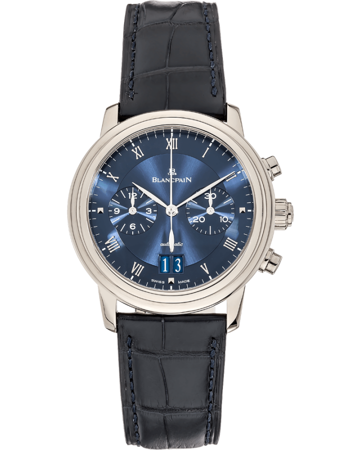 Часы Blancpain Villeret Chronograph Large Date