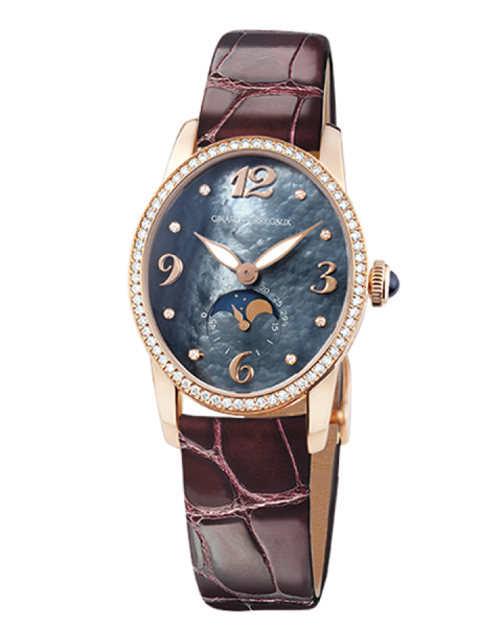 Часы Girard-Perregaux Cat's Eye Moon Phases 80490D52A261-KKIA