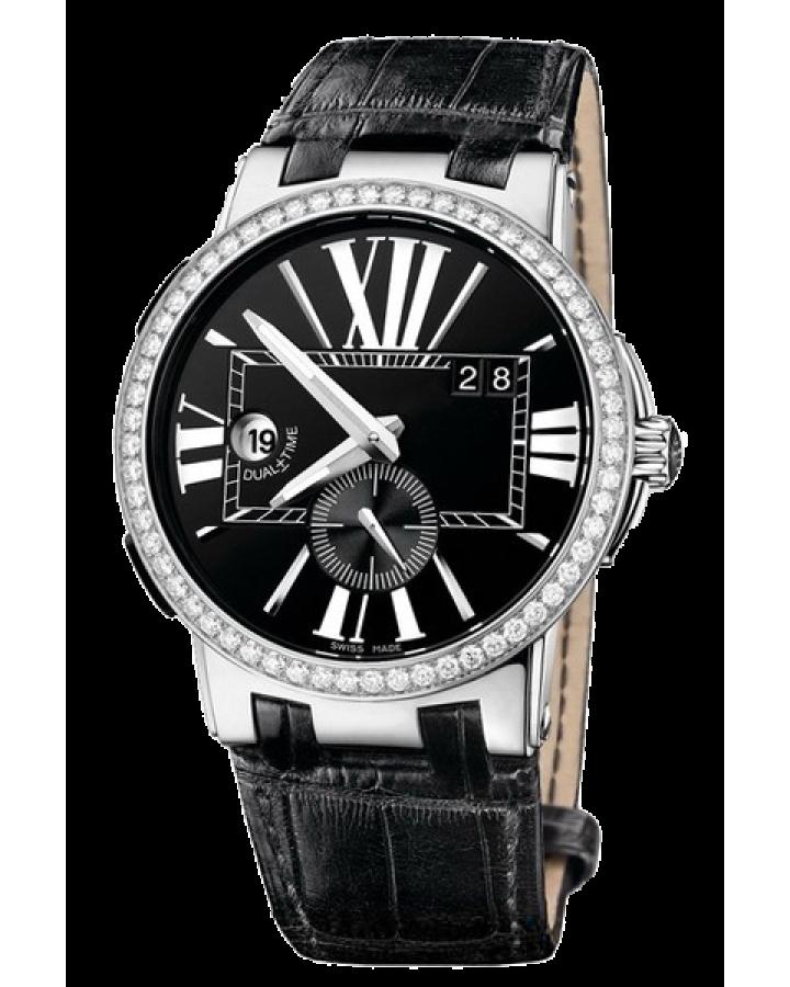 Часы Ulysse Nardin EXECUTIVE DUAL TIME