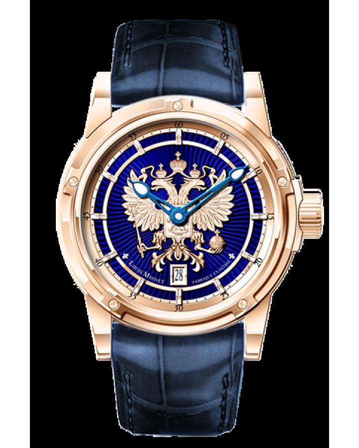 Часы Louis Moinet MECANOGRAPH RUSSIAN EAGLE