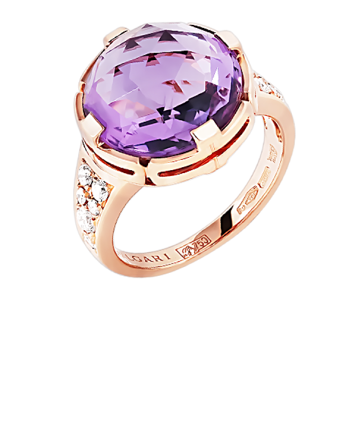 Кольцо BVLGARI Parentesi Cocktail Ring