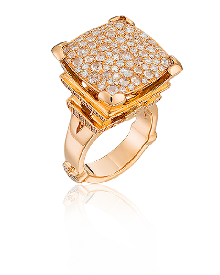 Кольцо Pasquale Bruni Madame Eiffel арт.14602R