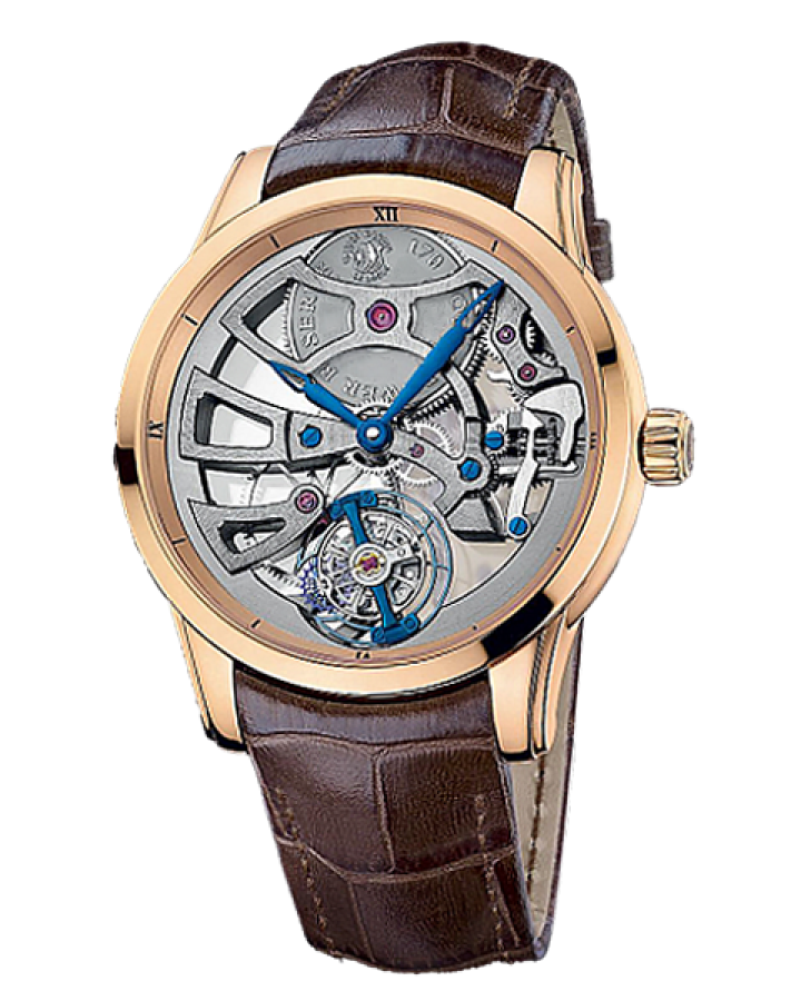 Часы Ulysse Nardin Classic Complications Tourbillon Manufacture Limited Edition