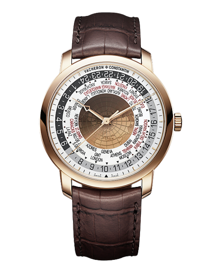 Часы Vacheron Constantin TRADITIONNELLE WORLD TIME