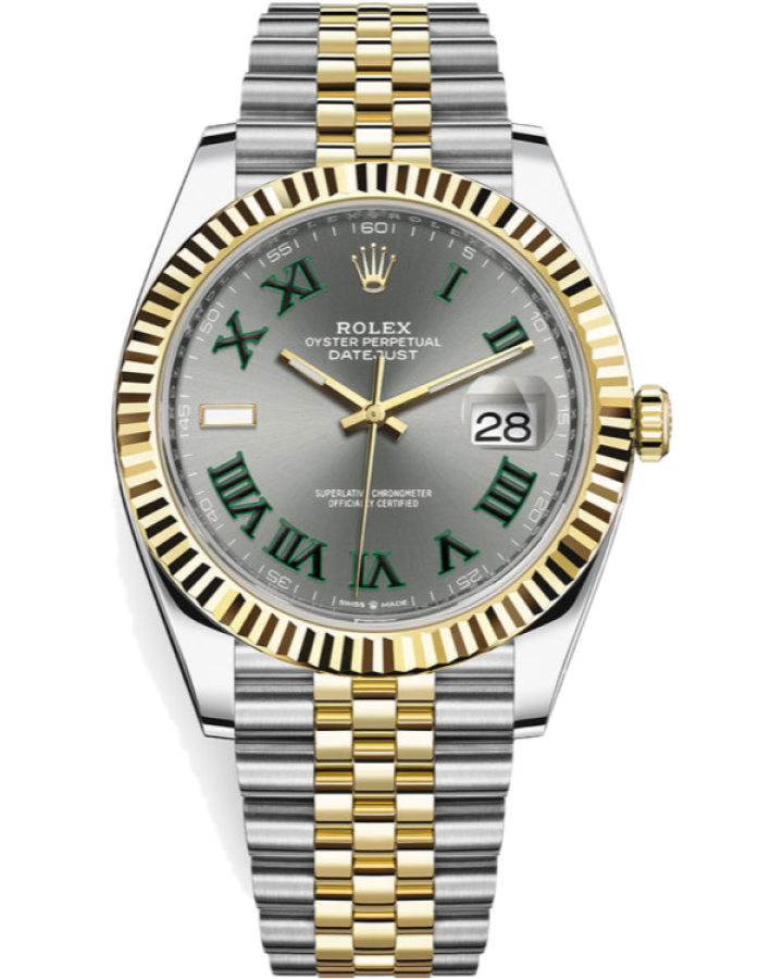 Часы Rolex Datejust 41mm Steel and Yellow Gold 126333-0020