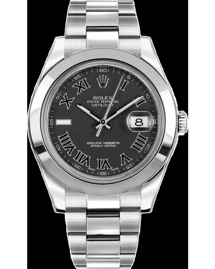 Часы Rolex  Datejust II 41mm Steel 116300