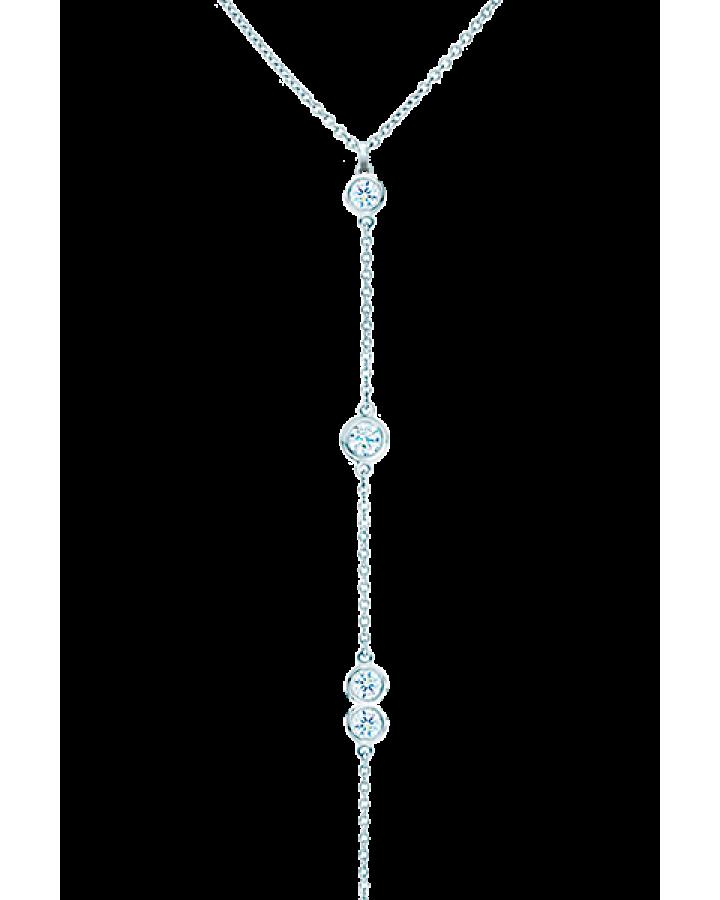 Подвеска Tiffany&Co Elsa Peretti колье
