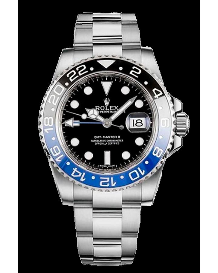 Часы Rolex GMT MASTER II 40 MM OYSTERSTEEL