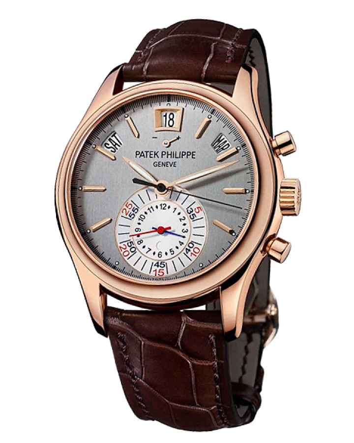 PATEK PHILIPPE COMPLICATED WATCHES ANNUAL CALENDAR CHRONOGRAPH