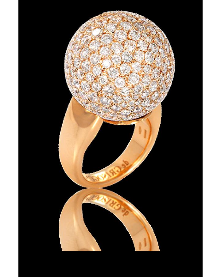 Кольцо De Grisogono  Boule Ref 51062 04