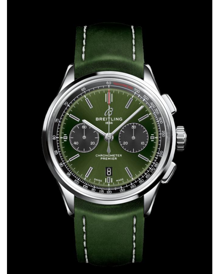 Часы Breitling PREMIER B01 CHRONOGRAPH 42 BENTLEY