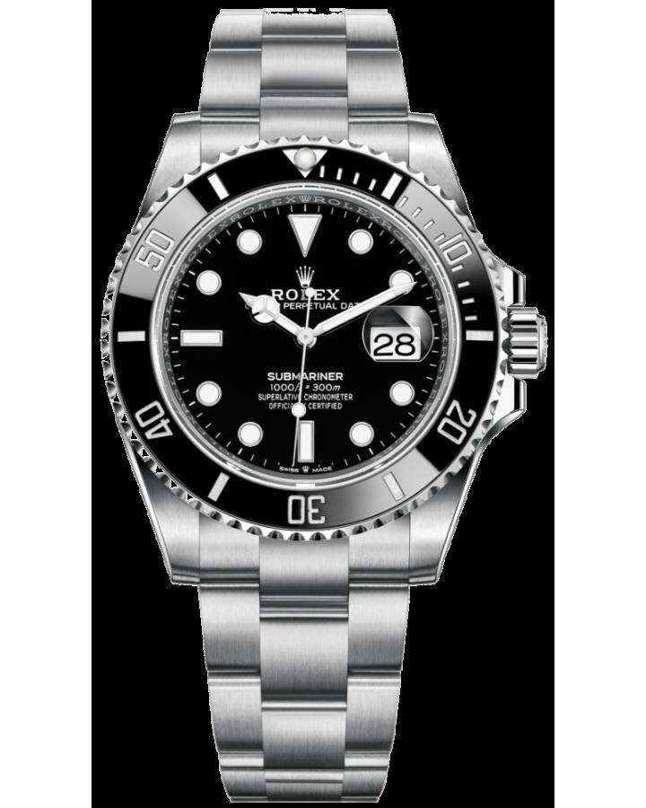 Часы Rolex Submariner Date 41 mm Steel126610LN-0001