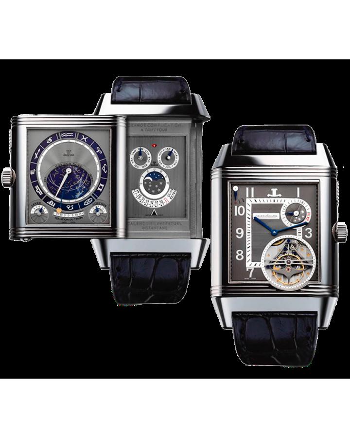 Часы Jaeger LeCoultre Jaeger Le Coultre Reverso Grande Complication À Triptyque 2323441