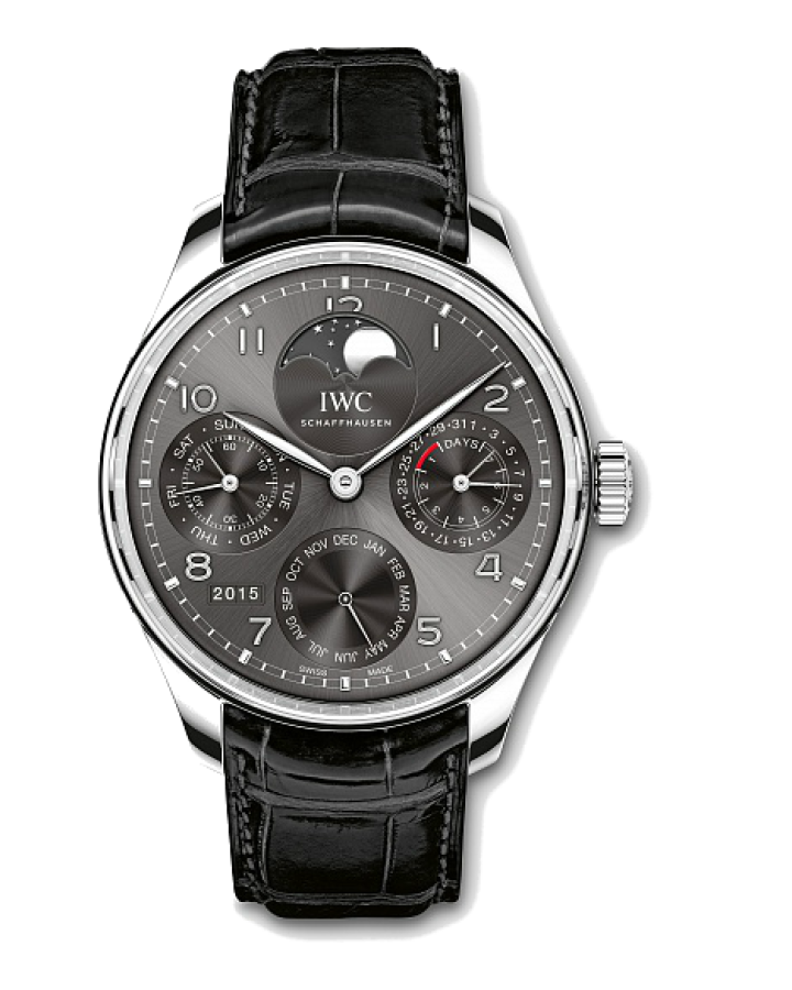Часы IWC PORTUGUESE PERPETUAL CALENDAR SINGLE MOON