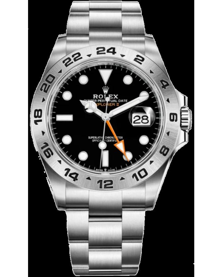 Часы Rolex Explorer II 42mm Steel226570-0002