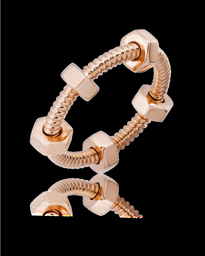 Кольцо Cartier  Ecrou de B4227300