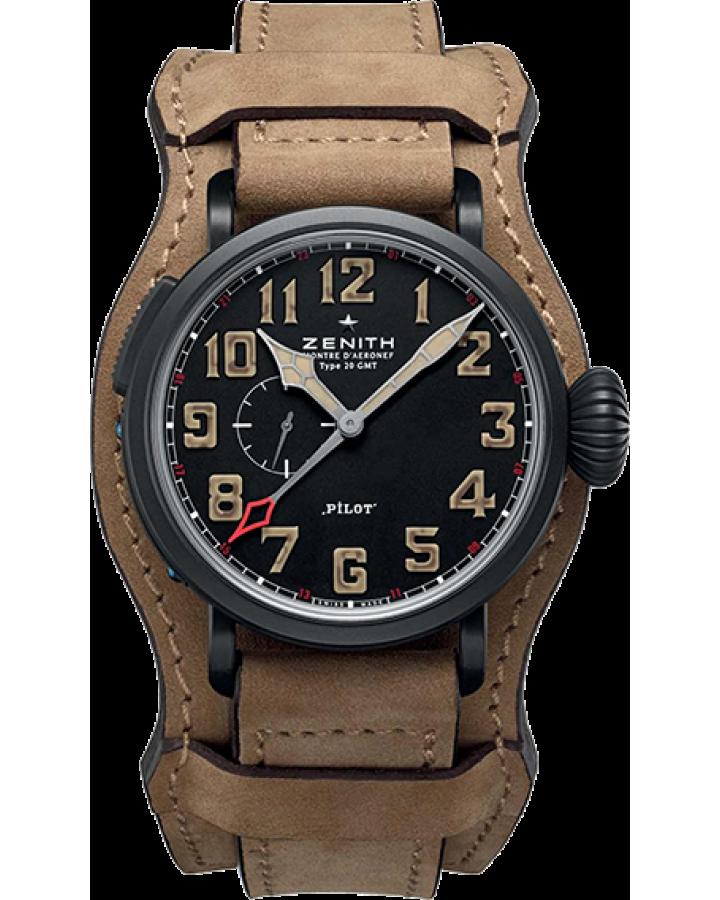 Часы Zenith Heritage Pilot Type 20 96 2431 693 21 C738