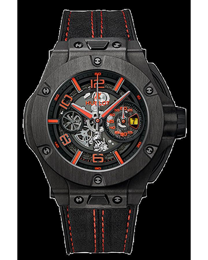 Часы Hublot Big Bang Ferrari Carbon
