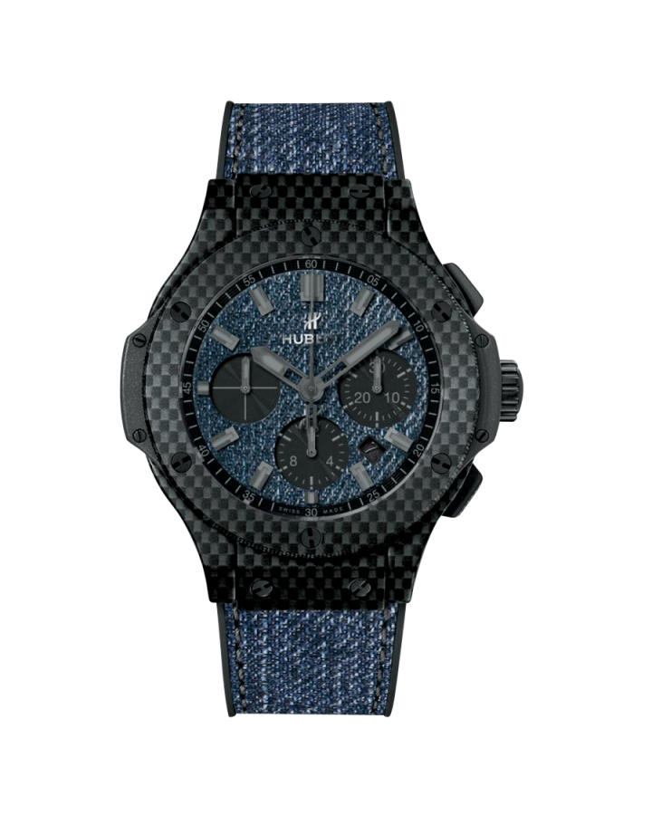 Часы Hublot Big Bang Jeans Carbon