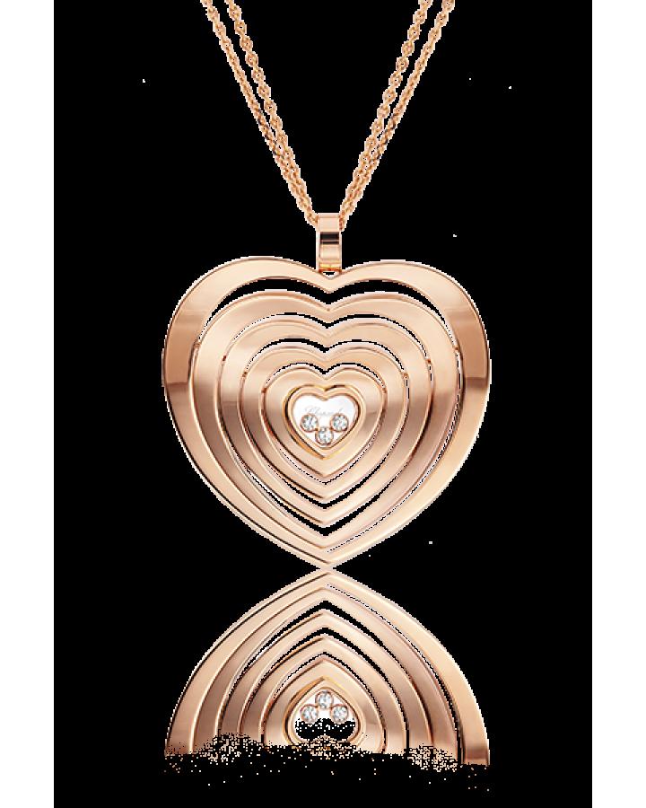 Подвеска Chopard Happy Diamonds арт 797222 5001