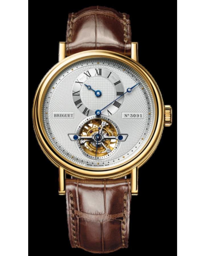 Часы Breguet Classique Complications Tourbillon Automatic Regulator5307BA/12/9V6