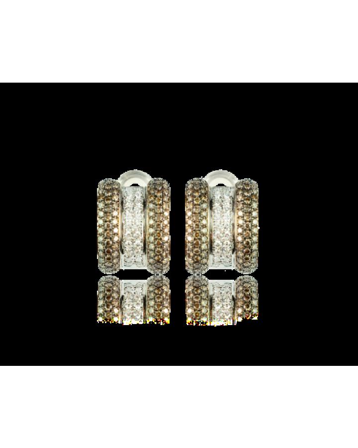 Серьги Chopard  Classic Diamonds 846478-1003