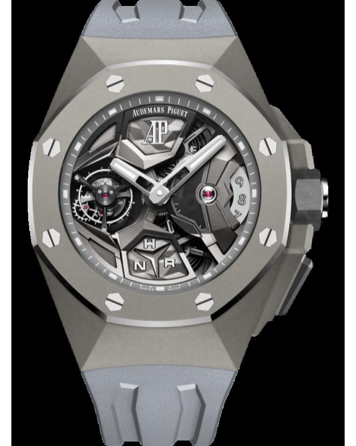 Часы AUDEMARS PIGUET Royal Oak Concept Flying Tourbillon GMT26589TI.GG.D006CA.01