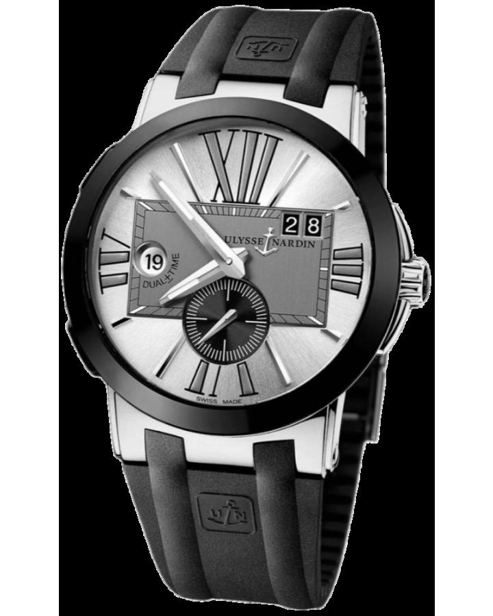 Часы Ulysse Nardin Executive Dual Time243-00-3/421
