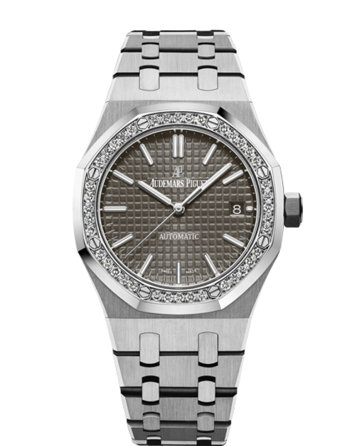 Часы AUDEMARS PIGUET Royal Oak Selfwinding 37 mm 15451ST ZZ 1256ST 02