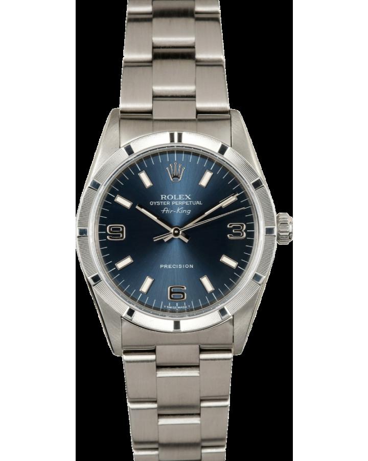 Часы Rolex Air King 14010 Blue