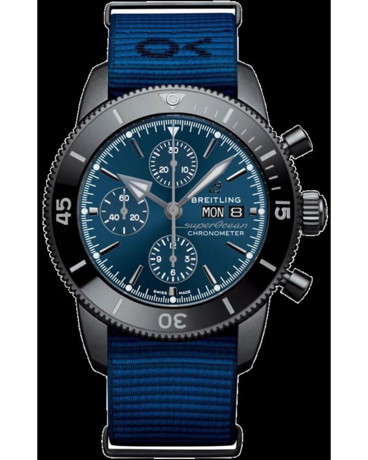 Часы Breitling Superocean Heritage II Chronograph 44M133132A1C1W1