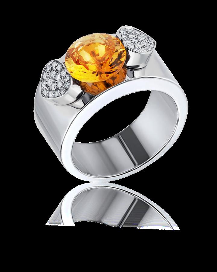 Кольцо Chopard Happy Diamonds 823833-1109
