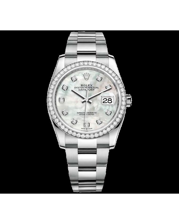 Часы Rolex DATE JUST 36MM ТЮНИНГ.
