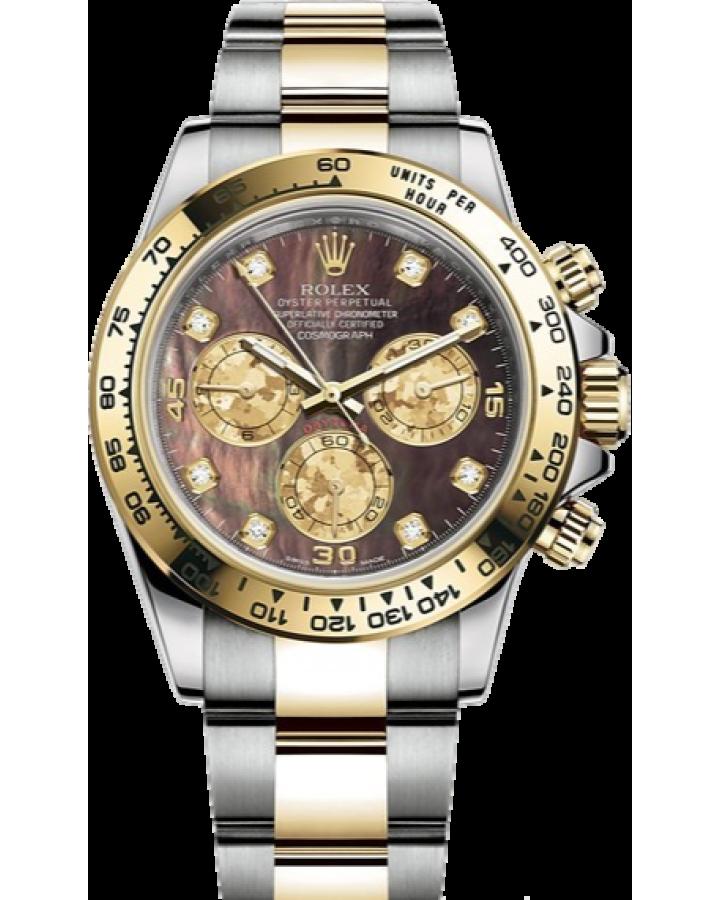 Часы Rolex Cosmograph Daytona 40mm Steel and Yellow Gold 116503-0009