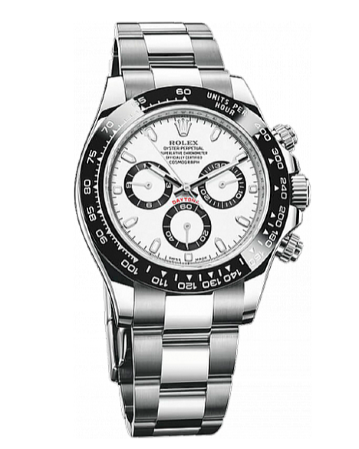 ROLEX DAYTONA COSMOGRAPH 40MM STEEL