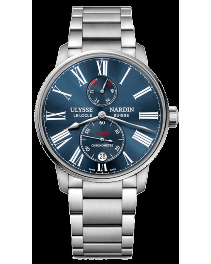 Часы Ulysse Nardin Marine Torpilleur1183 310 7M 43
