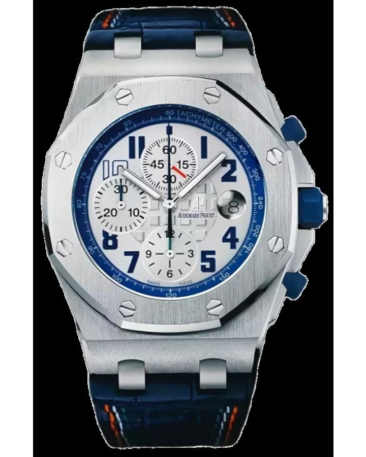 Часы AUDEMARS PIGUET Royal Oak Offshore Sachin Tendulkar Chronograph26182ST.OO.D018CR.01