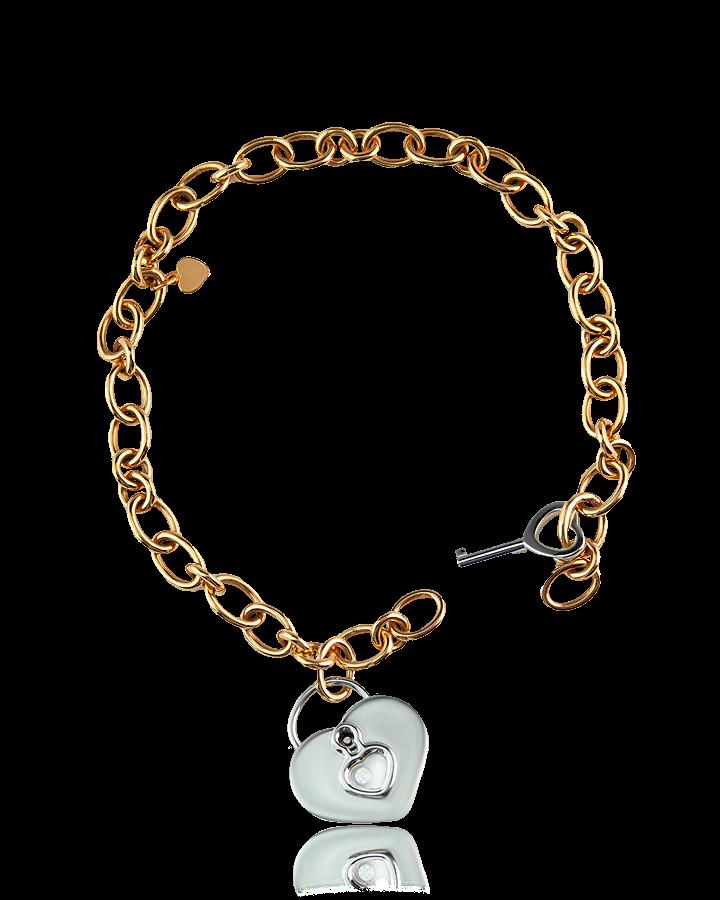 Браслет Chopard  Happy Diamonds 857780-9001