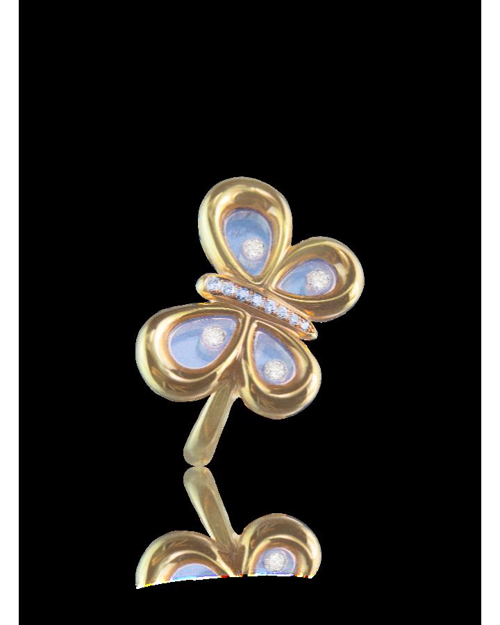 Кольцо Chopard  Choprd Happy Butterfly 829511-5210