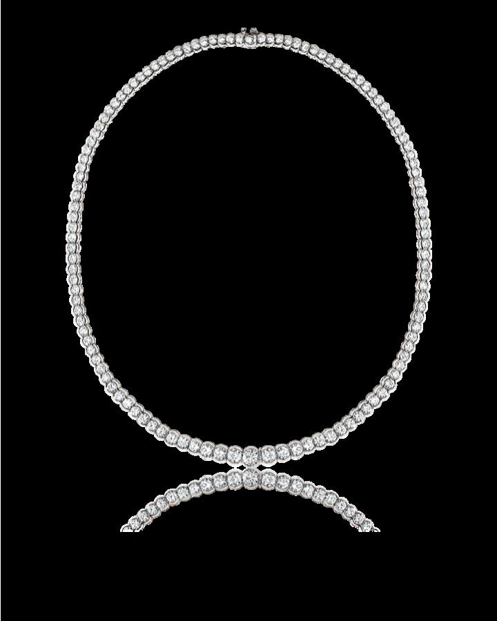 Колье RALFDIAMONDS с бриллиантами 12 99 ct