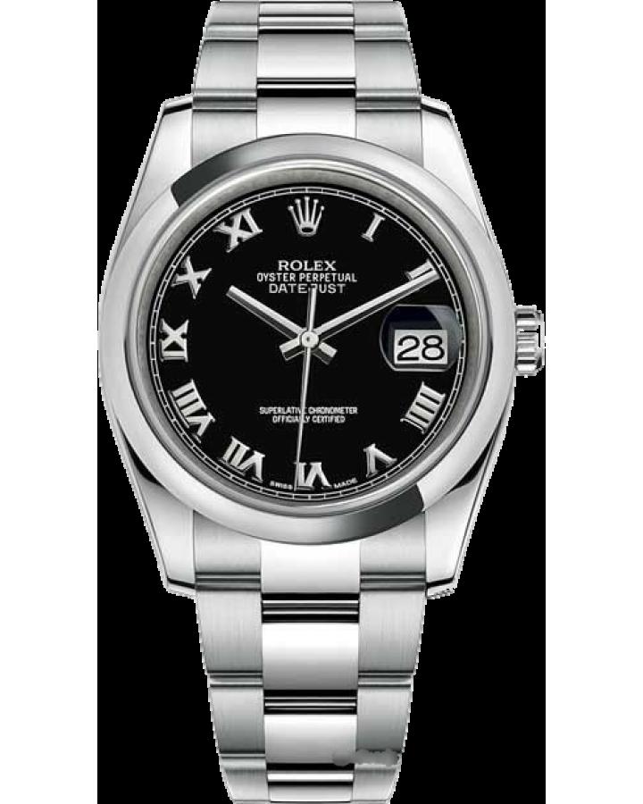 Часы Rolex Datejust 36 mm Steel116200 0061