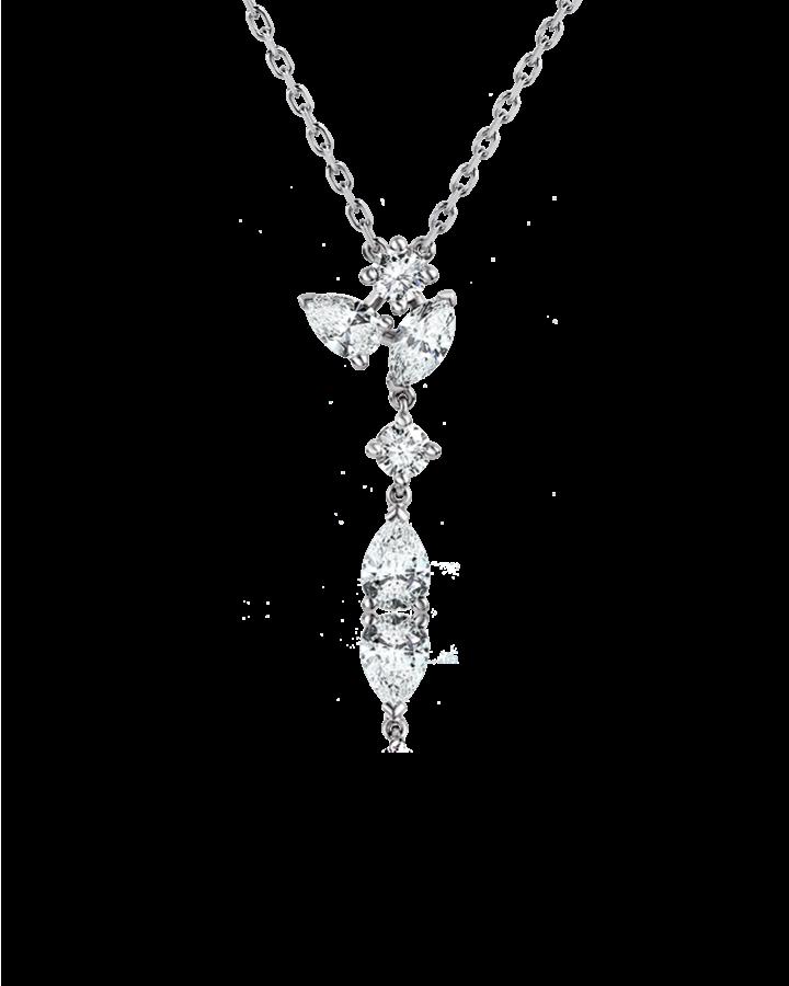 Колье Cartier  Diamants Classiques N7062800