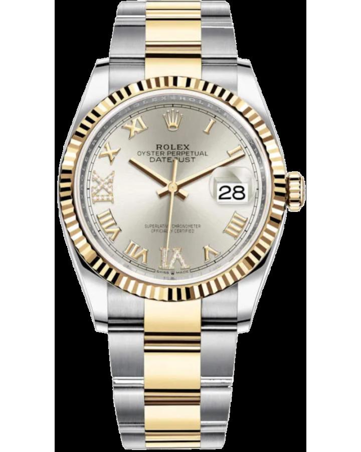 Часы Rolex Datejust 36mm Steel and Yellow Gold126233-0032