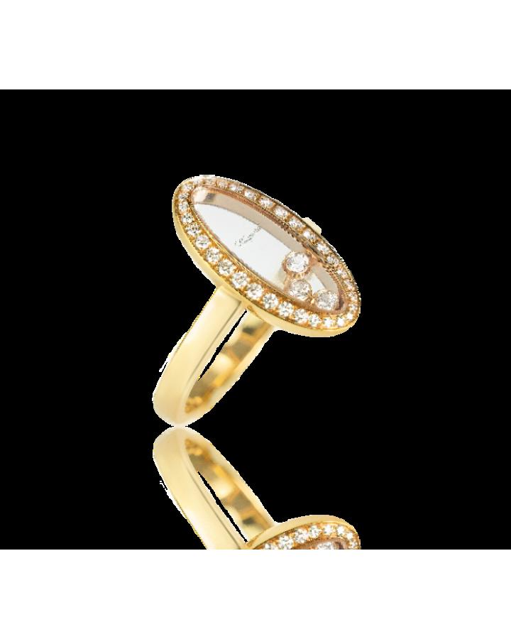 Кольцо Chopard  HAPPY Diamonds 829091-5110